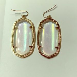 Clear/Iridescent Kendra Scott Danielle Earring